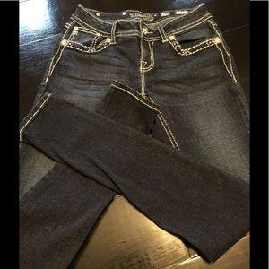 EUC Miss Me  Super Skinny Jeans